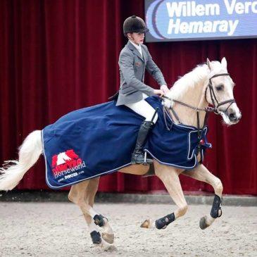 Divoza Horseworld Prijs gewonnen door Willem Verdonk