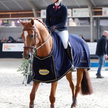 Koopmans Geluid prijs klasse B gewonnen door Isabeau Brouwer