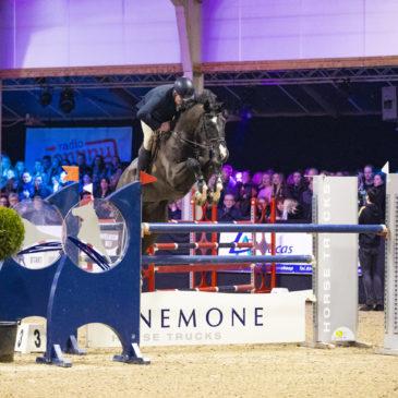 ALBERT ZOER WINT DE ANEMONE HORSE TRUCKS GROTE PRIJS VAN BALKBRUG!!